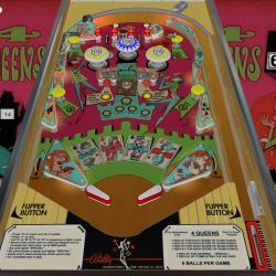 various design clearance sale best supplier 4-Queens (Bally 1970)[Visual Pinball X] - VP Recreations ...