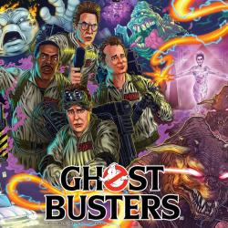 VPX - Ghostbusters Slimer directb2s [dB2S] - dB2S Animated