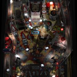 The Walking Dead LE Hanibals 4k Blood Mod[Visual Pinball X MOD] - VP