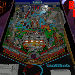 Big House (Gottlieb/Premier 1989)[Visual Pinball X MOD] - VP & VPM
