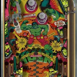 The Incredible Hulk (Gottlieb 1979) [HP MEDIA PACK