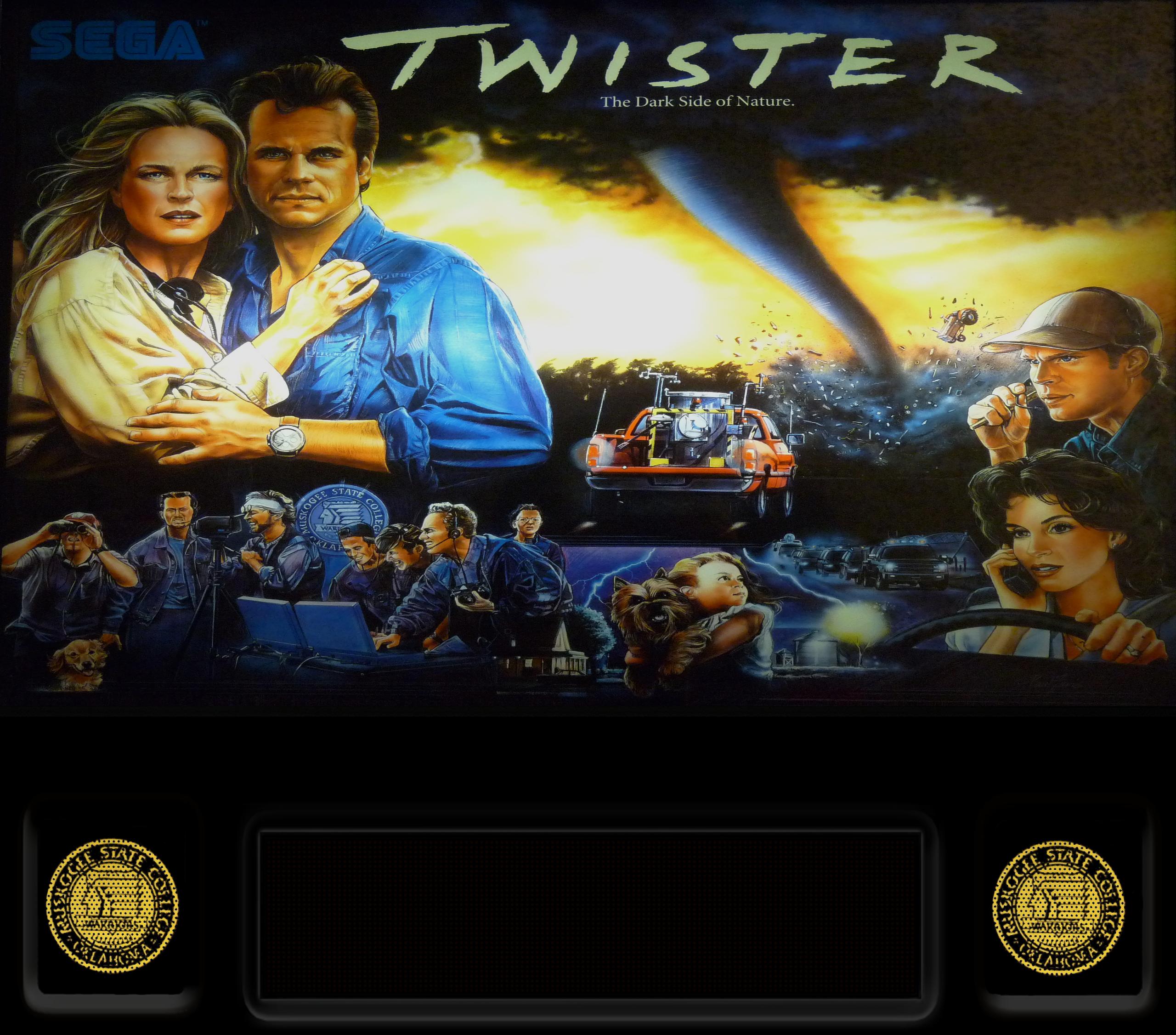 Twister (Sega 1996) - VPForums org