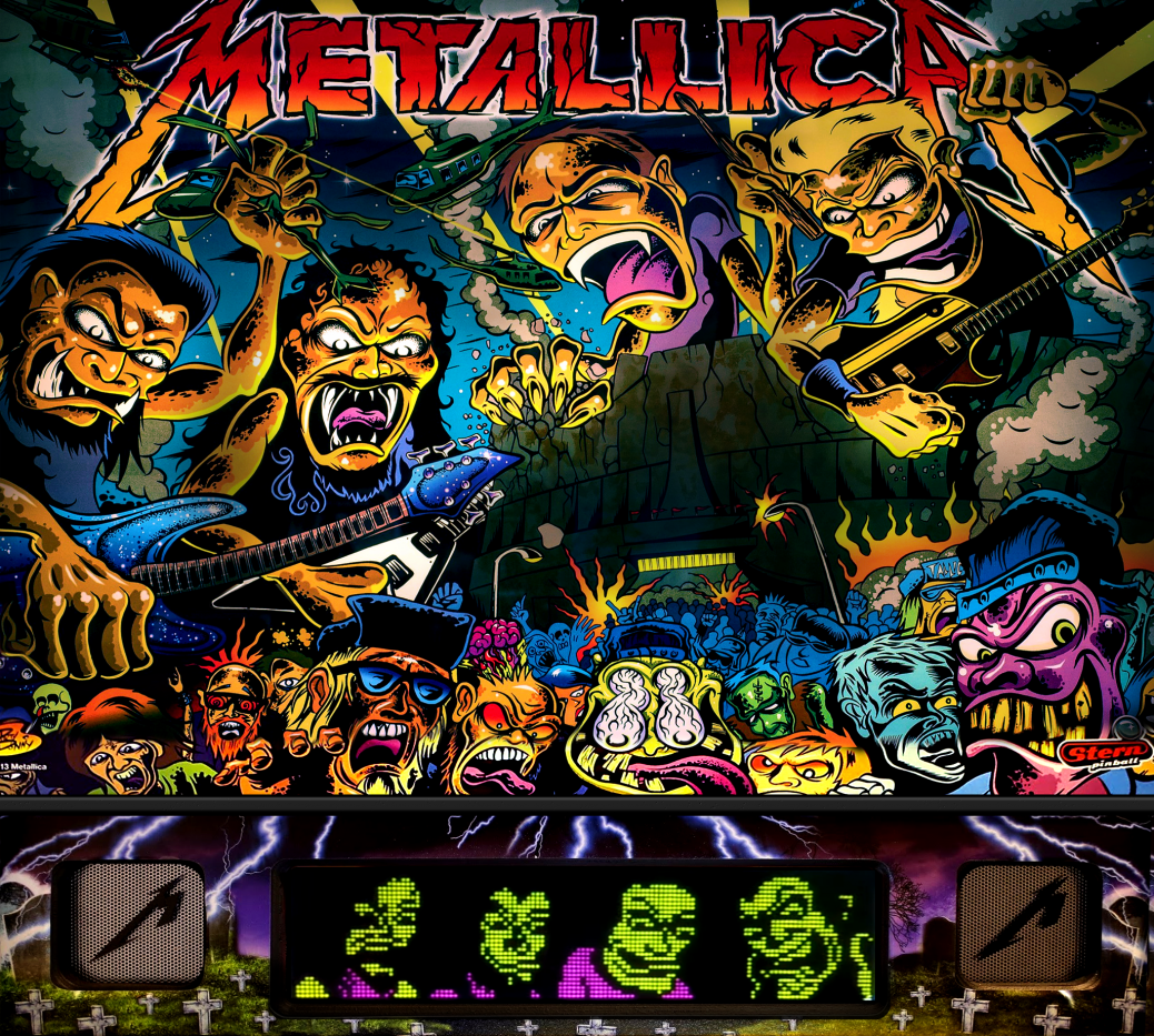 Metallica Premium Monsters (Stern 2013) b2s [dB2S] - dB2S
