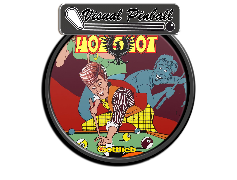 Hot Shot (Gottlieb 9173) Visual Pinball wheel - VPForums org