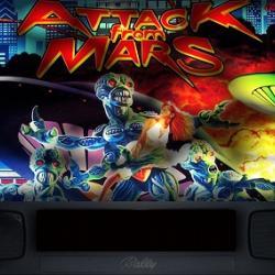 Bally Attack From Mars FX3 - VPForums org